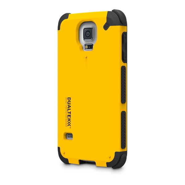 Samsung Galaxy S5 - Kayak Yellow PureGear DualTek Case