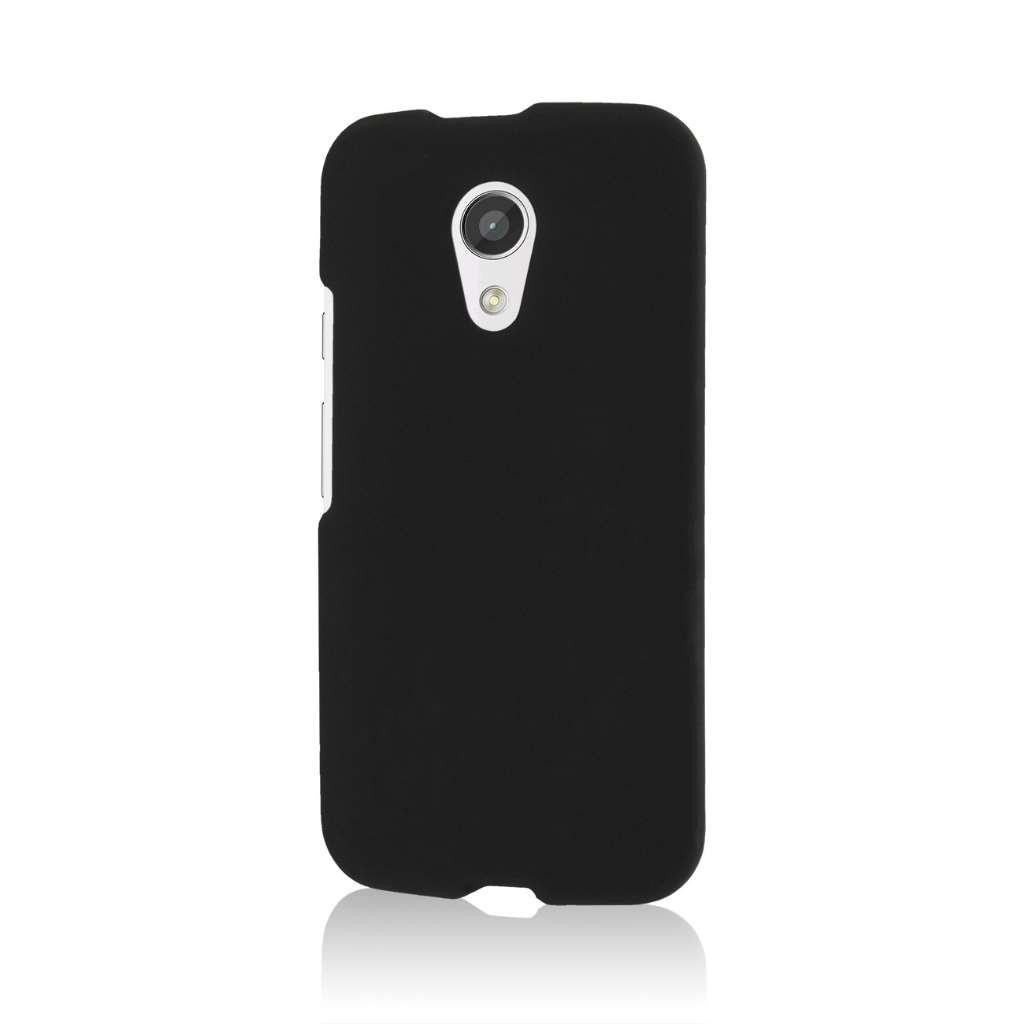 Motorola Moto G 2nd Gen 2014 - Black MPERO SNAPZ - Case Cover
