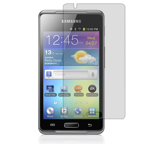 Samsung Galaxy Player 4.2 Clear LCD Screen Protector
