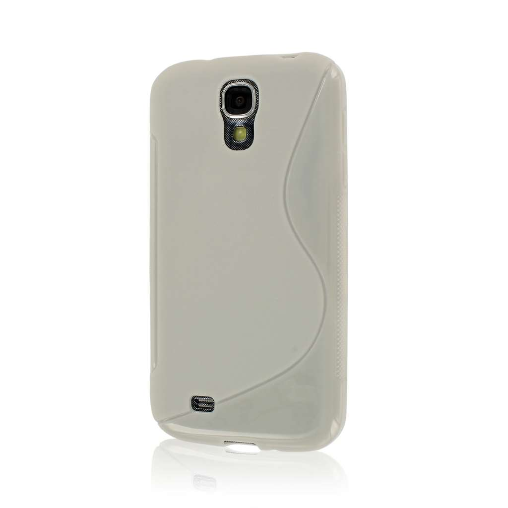 Samsung Galaxy S4 - Light Gray MPERO FLEX S - Protective Case