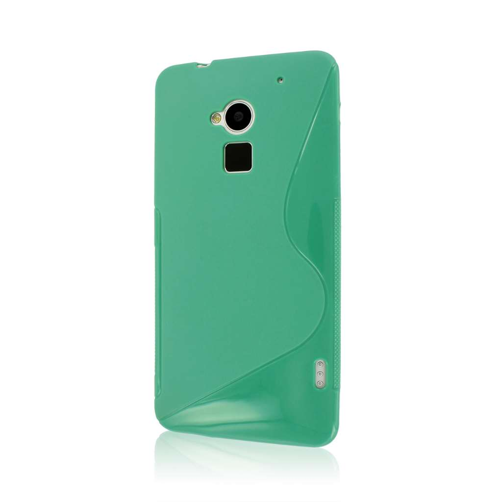 HTC One Max T6 - MINT GREEN MPERO FLEX S - Protective Case Cover