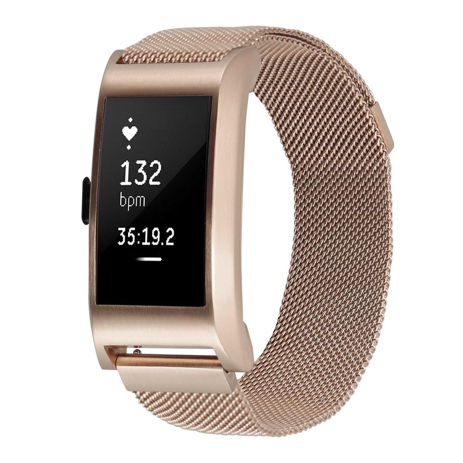how to know when a fitbit charge 2 is charged