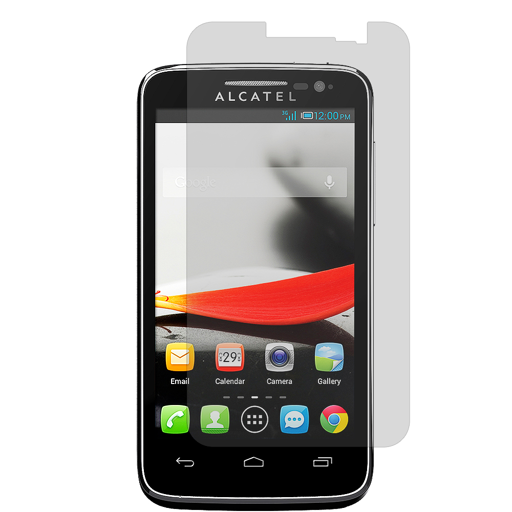 Alcatel One Touch Evolve 5020T Anti Glare LCD Screen Protector