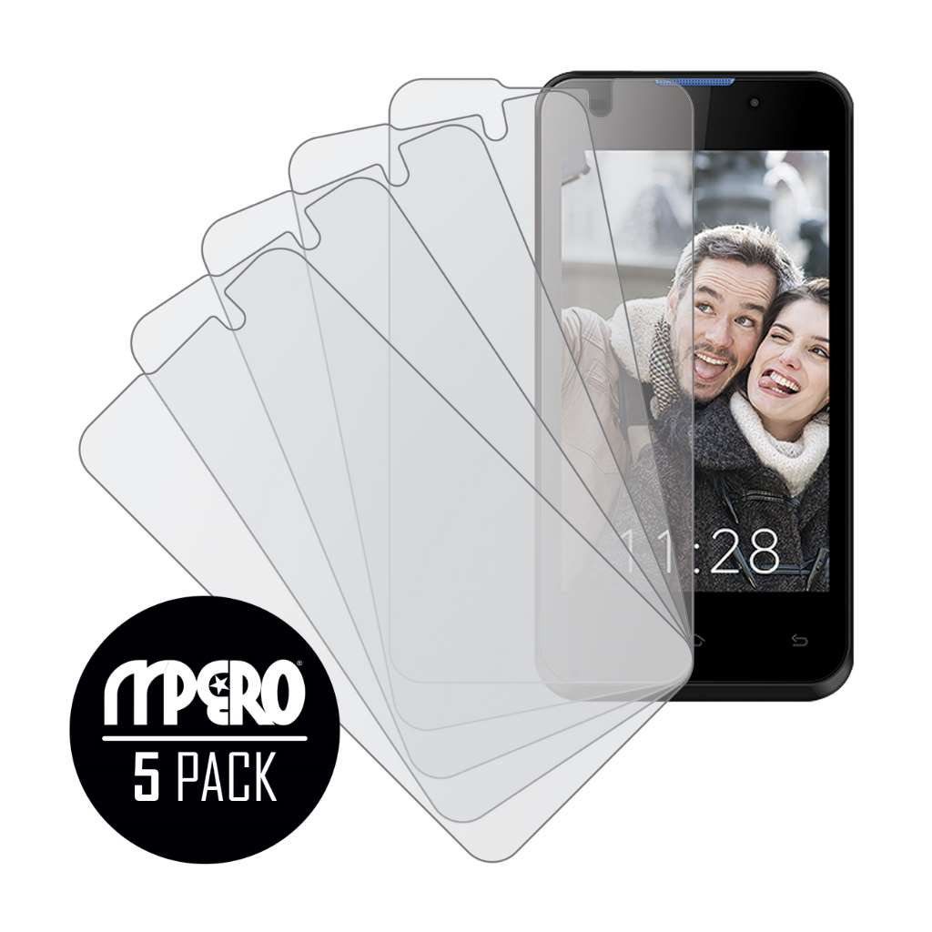 Sky Devices 4.0 MPERO 5 Pack of Matte Screen Protectors