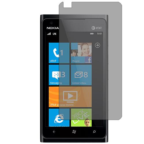 Nokia Lumia 900 Matte LCD Screen Protector