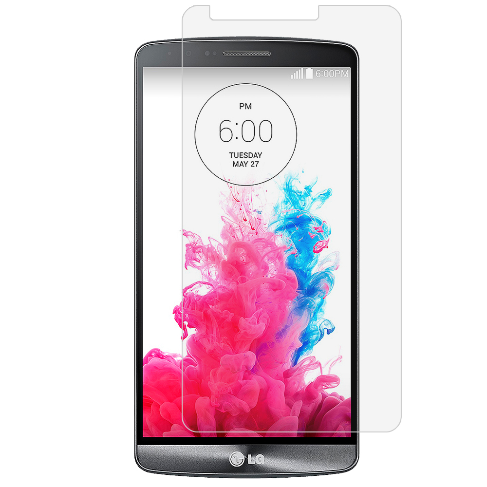 LG G3 Clear LCD Screen Protector