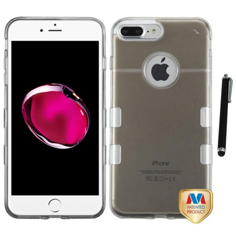 for apple iphone 7 plus 5 5 tpu hard case skin phone. Black Bedroom Furniture Sets. Home Design Ideas