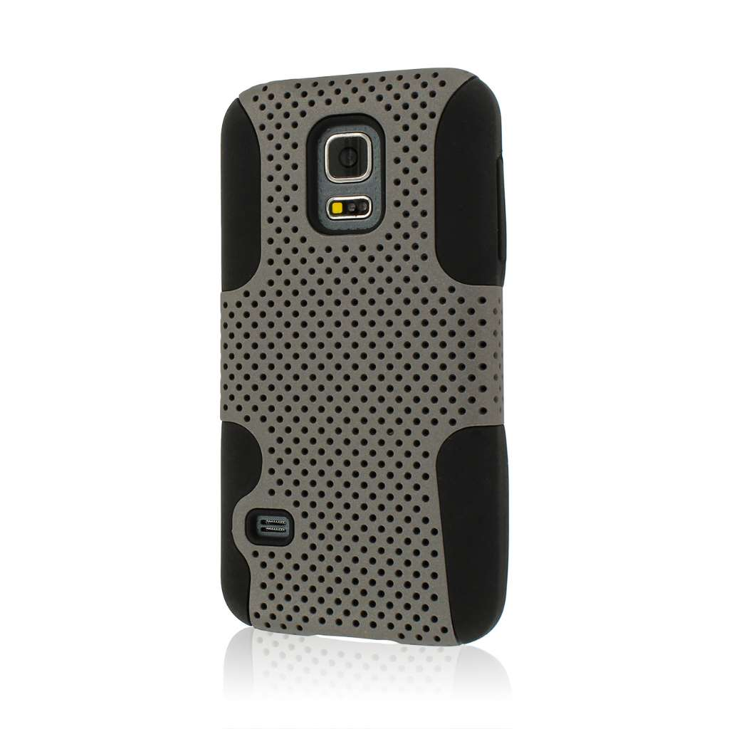 Samsung Galaxy S5 Mini - Gray MPERO FUSION M - Protective Case Cover