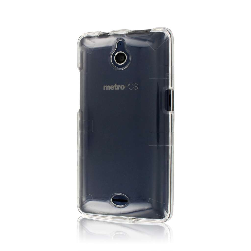 Huawei Valiant - Clear MPERO SNAPZ - Glossy Case Cover