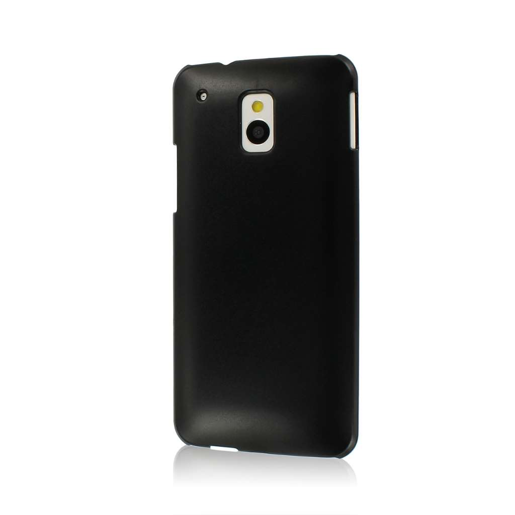 HTC One Mini - Black MPERO SNAPZ - Glossy Case Cover