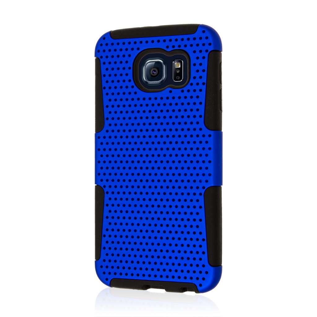Samsung Galaxy S6 - Blue MPERO FUSION M - Protective Case Cover