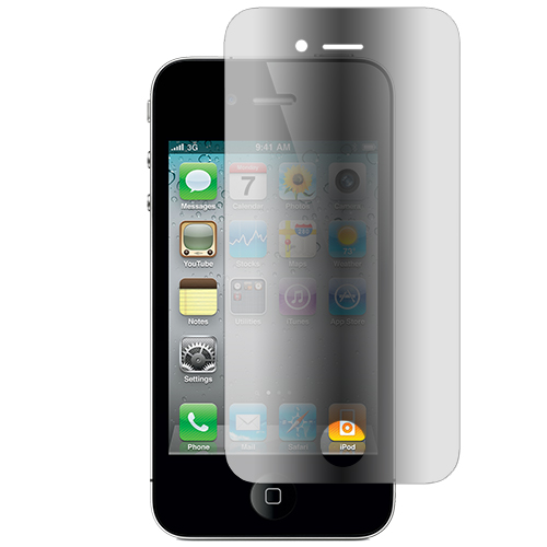 Apple iPhone 4 / 4S Mirror LCD Screen Protector