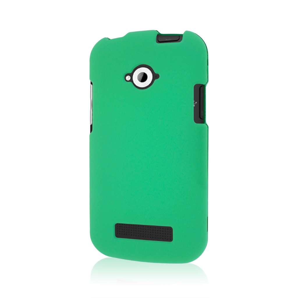 BLU Tank 4.5 - Mint Green MPERO SNAPZ - Rubberized Case Cover