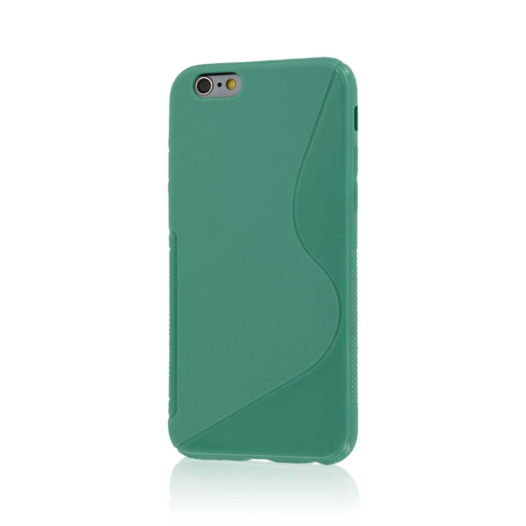 Apple iPhone 6/6S - Mint Green MPERO FLEX S - Protective Case Cover