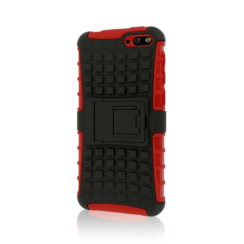Amazon Fire Phone - Red MPERO IMPACT SR - Kickstand Case Cover