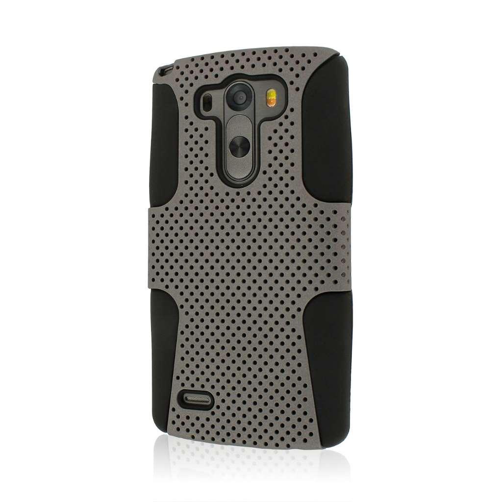LG G3 - Gray MPERO FUSION M - Protective Case Cover
