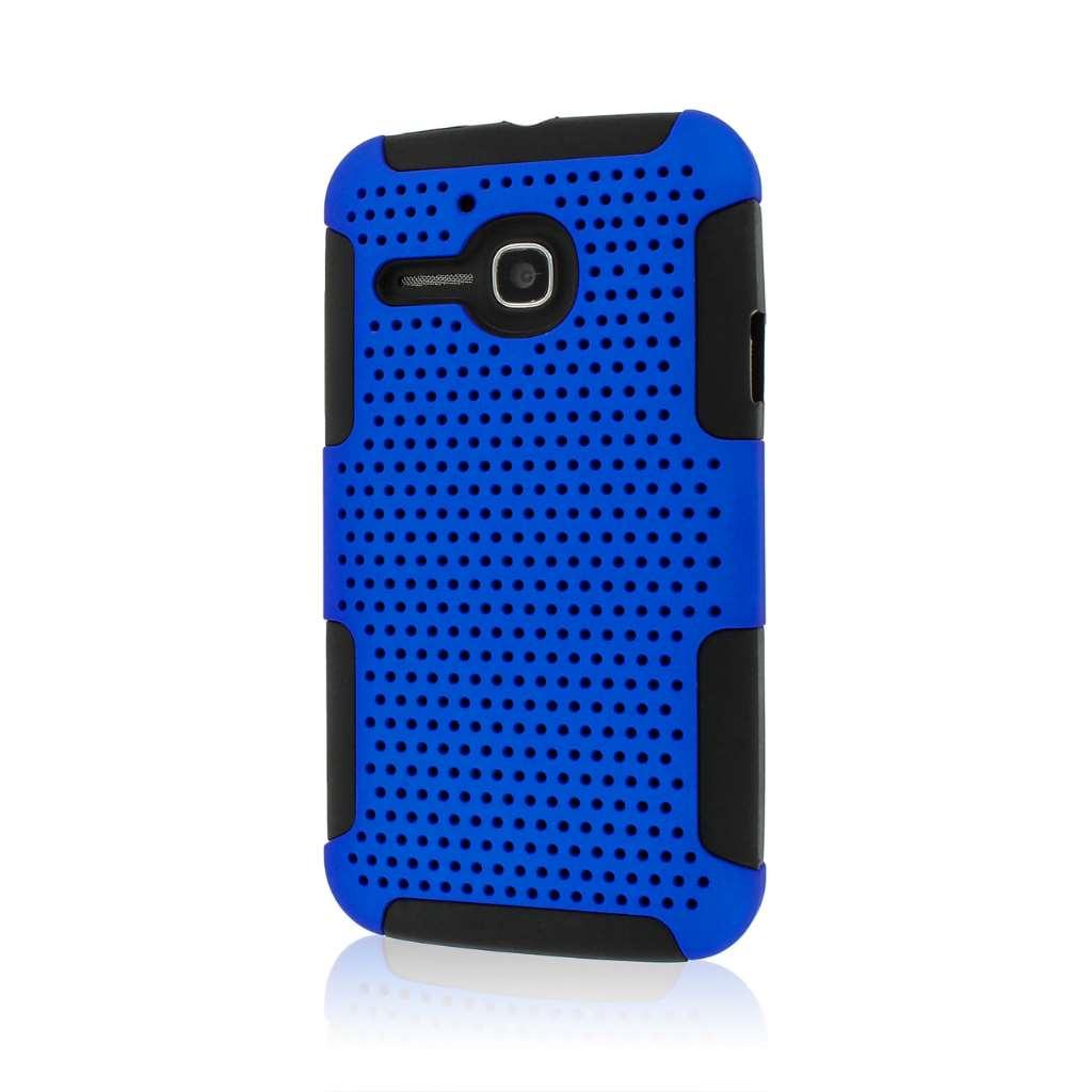 Alcatel OneTouch Evolve - Blue MPERO FUSION M - Protective Case Cover