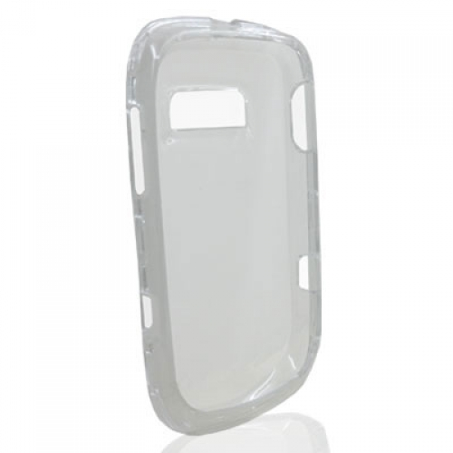 ZTE Adamant F450 Clear Crystal Transparent Hard Case Cover