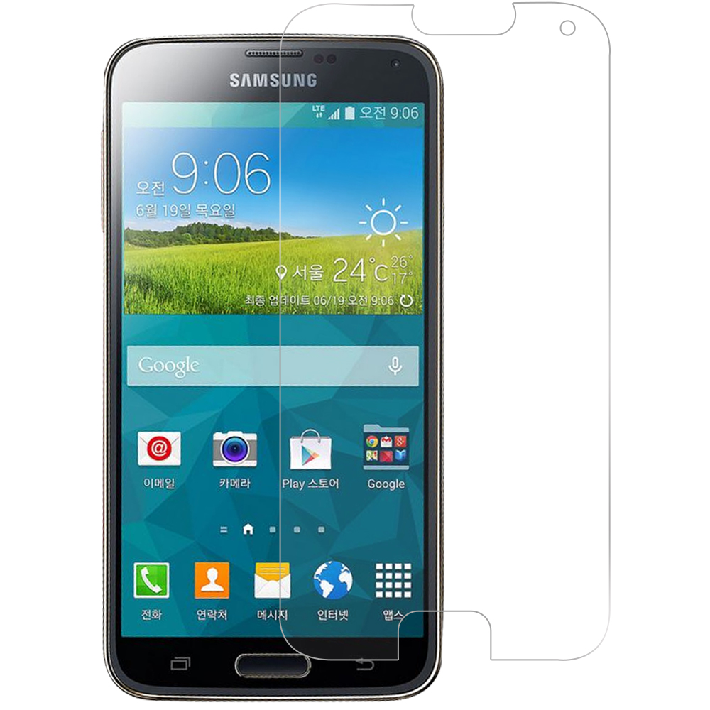 Samsung Galaxy S5 Prime G906 Clear LCD Screen Protector