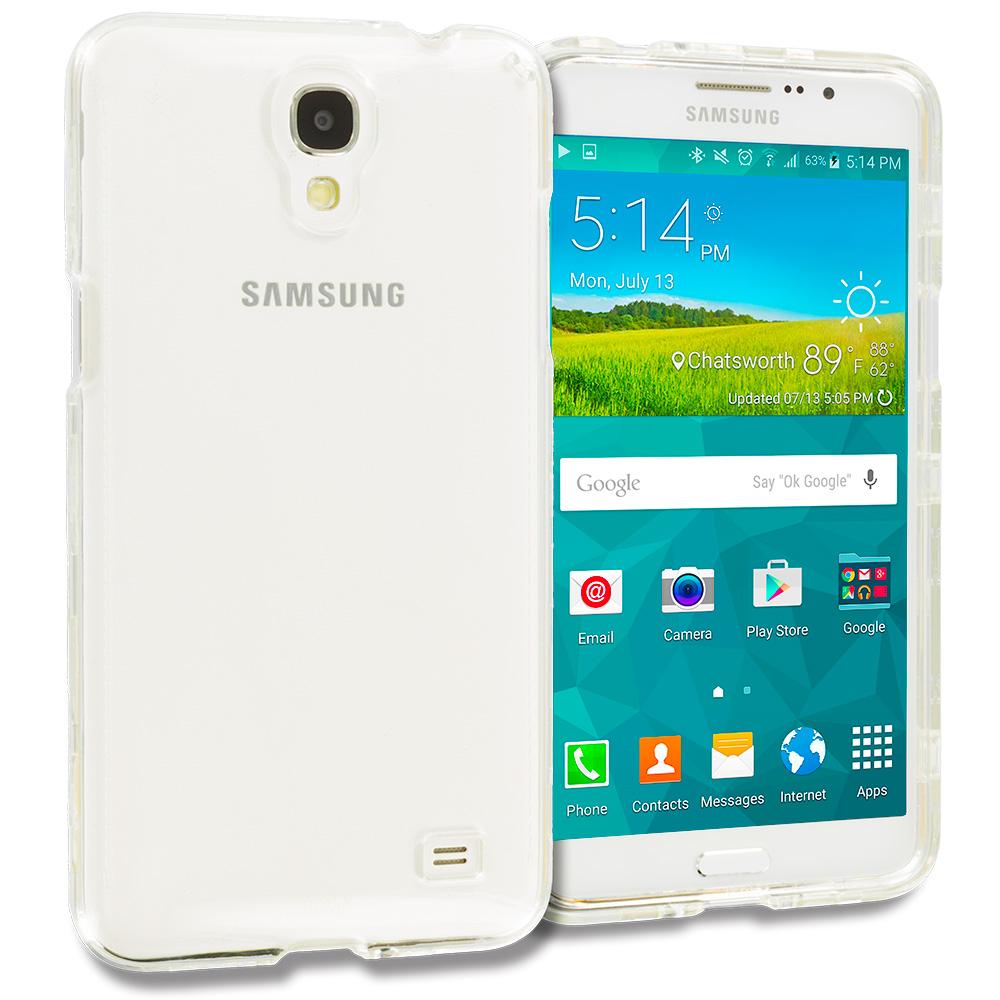 Samsung Galaxy Mega 2 Clear Crystal Transparent Hard Case Cover