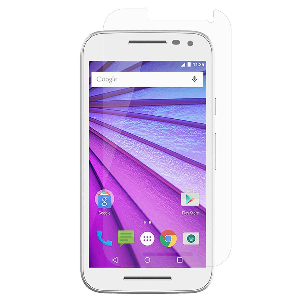 Motorola Moto G 3rd Gen 2015 Clear LCD Screen Protector