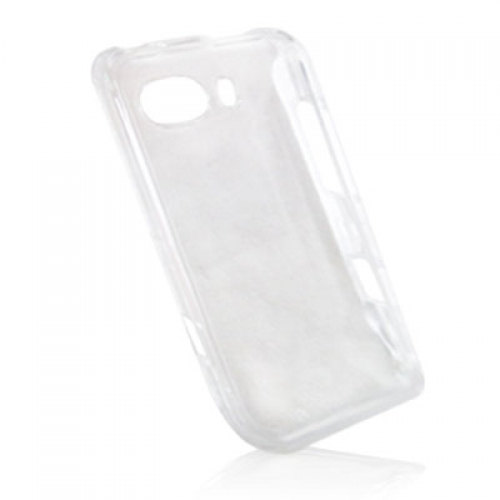 HTC Titan II 2 Clear Crystal Transparent Hard Case Cover