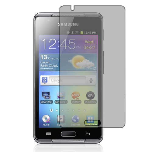 Samsung Galaxy Player 4.2 Anti Glare LCD Screen Protector