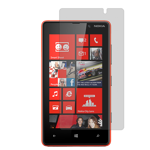 Nokia Lumia 820 Clear LCD Screen Protector
