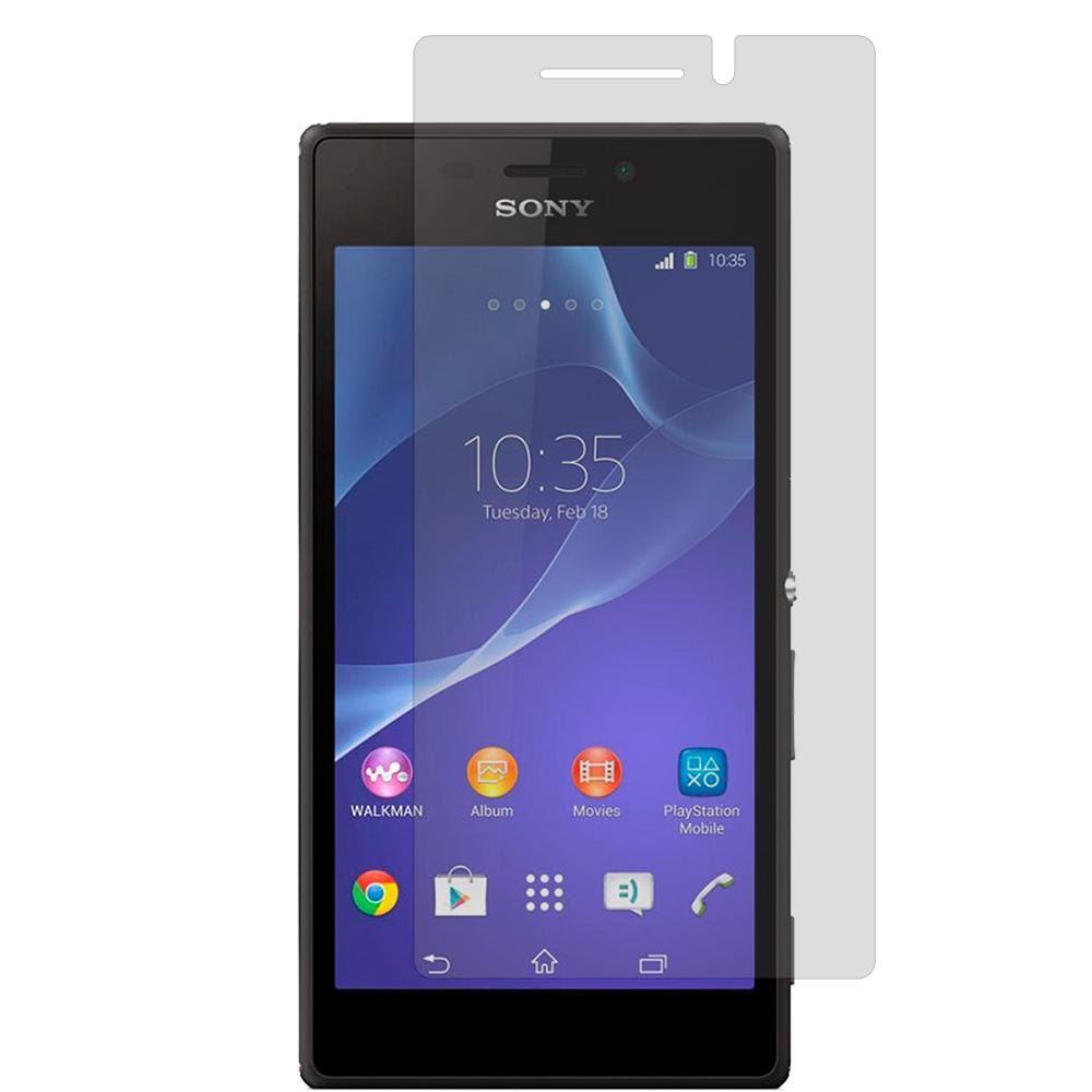 Sony Xperia M2 Anti Glare LCD Screen Protector