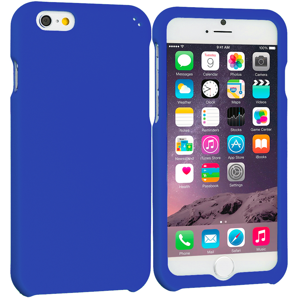 Details about For Apple iPhone 6S Plus 5.5 Hard Snap-On Protective ...