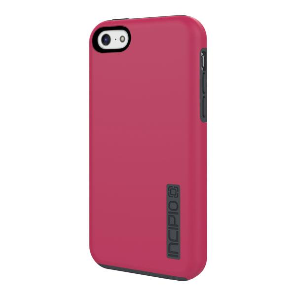 iPhone 5C - Pink/Gray Incipio DualPro Case Cover