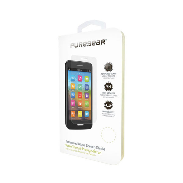 Samsung Galaxy S5 PureGear Tempered Glass Screen Protector