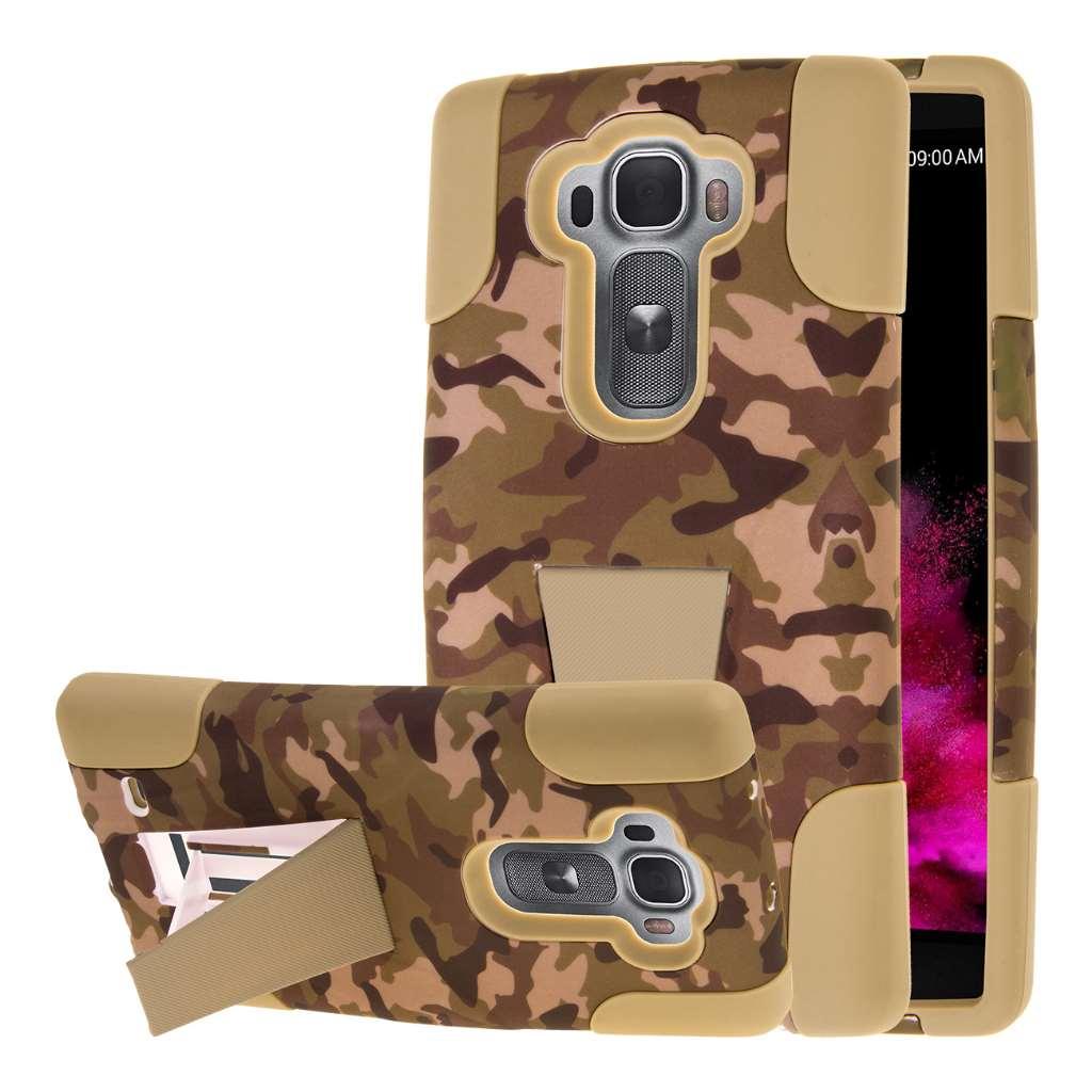 LG G Flex 2 - Hunter Camo MPERO IMPACT X - Kickstand Case Cover