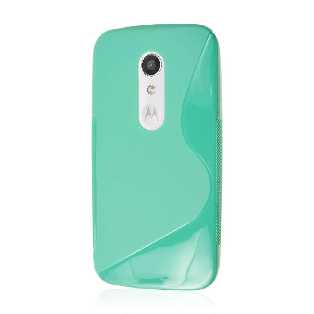 Motorola Moto G 2nd Gen 2014 - Mint Green MPERO FLEX S - Protective Case
