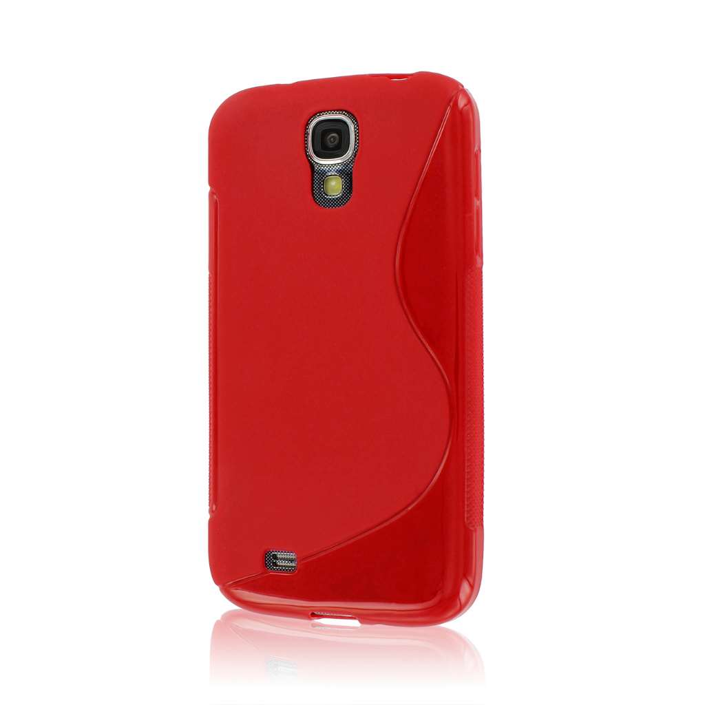 Samsung Galaxy S4 - Red MPERO FLEX S - Protective Case