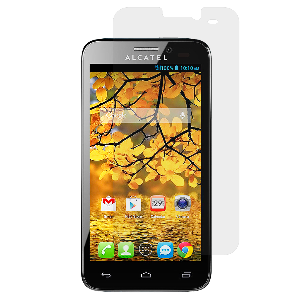 Alcatel One Touch Fierce 7024W Clear LCD Screen Protector