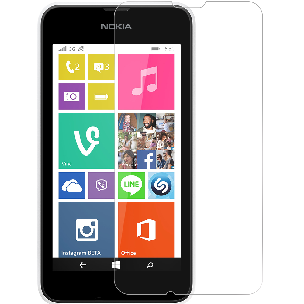 Nokia Lumia 530 Clear LCD Screen Protector