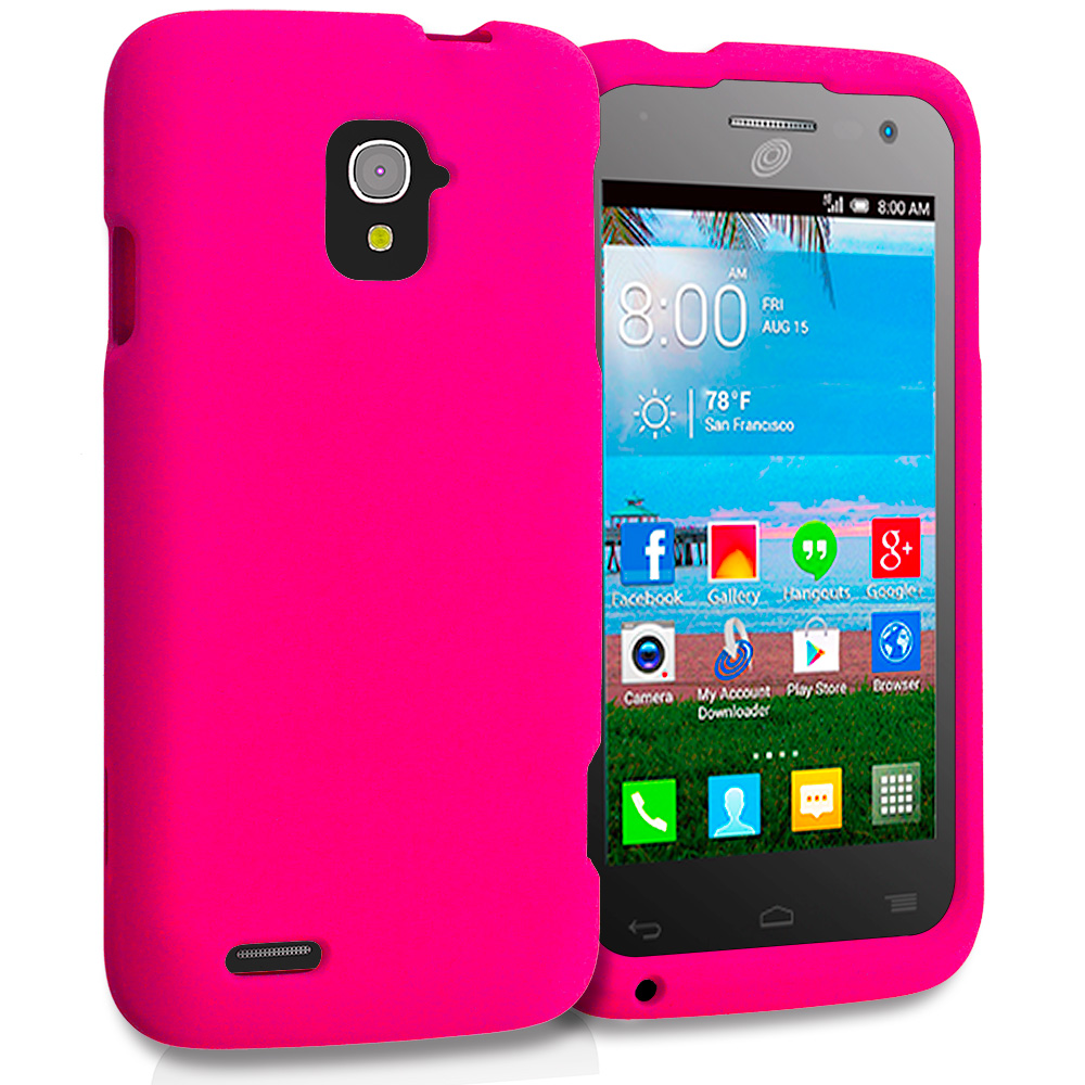 For alcatel one touch pop star lte hard protective matte