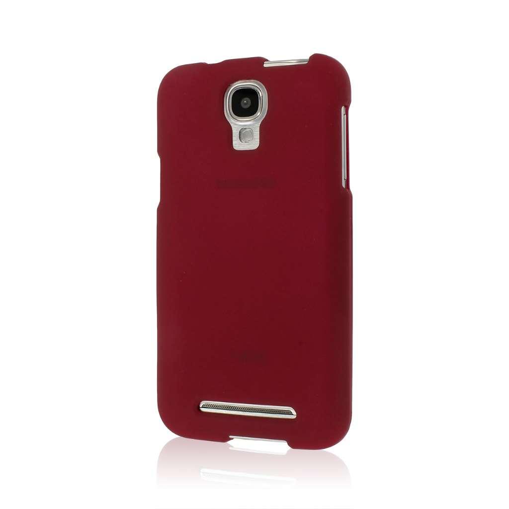 Samsung ATIV SE - Burgundy MPERO SNAPZ - Case Cover