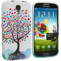 Samsung Galaxy S4 Love Tree TPU Design Soft Case Cover Angle 2