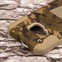 HTC One M9 - Hunter Camo MPERO IMPACT X - Kickstand Case Cover Angle 6