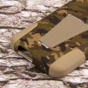 HTC One M9 - Hunter Camo MPERO IMPACT X - Kickstand Case Cover Angle 7