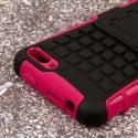 Amazon Fire Phone - Hot Pink MPERO IMPACT SR - Kickstand Case Cover Angle 6
