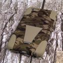 Apple iPhone 6 6S Plus - Hunter Camo MPERO IMPACT X - Kickstand Case Cover Angle 3