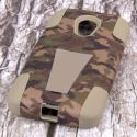 Motorola Moto G 2nd Gen 2014 - Hunter Camo MPERO IMPACT X - Kickstand Case Angle 3