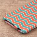 Apple iPhone 6/6S - Mint Chevron MPERO SNAPZ - Case Cover Angle 7
