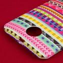 Google Nexus 6 - Aztec Fiesta MPERO SNAPZ - Case Cover Angle 6