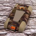 Nokia Lumia 530 - Hunter Camo MPERO IMPACT X - Kickstand Case Cover Angle 3