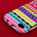 BLU Life Play - Aztec Fiesta MPERO SNAPZ - Rubberized Case Cover Angle 6