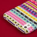 HTC Desire 816 - Aztec Fiesta MPERO SNAPZ - Case Cover Angle 6